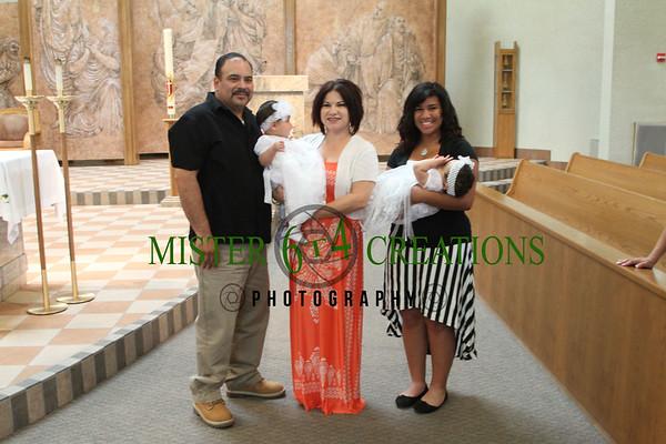 Martinez Twins - Holy Spirit