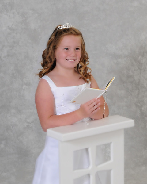 Brianna's 1st Holy Communion