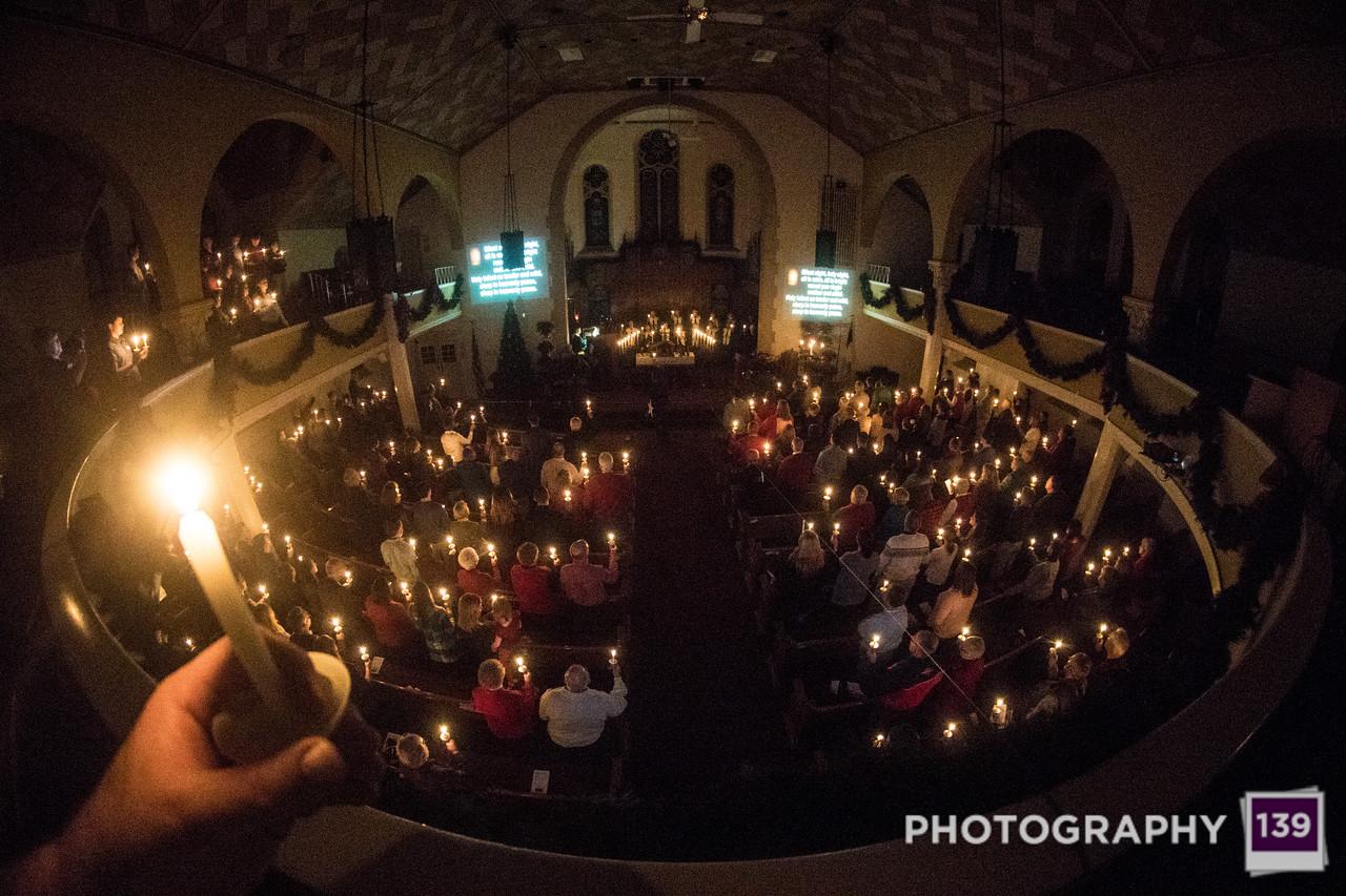 Christmas Eve Service - 2017
