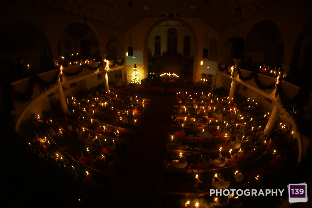 Candlelight Service - 2016