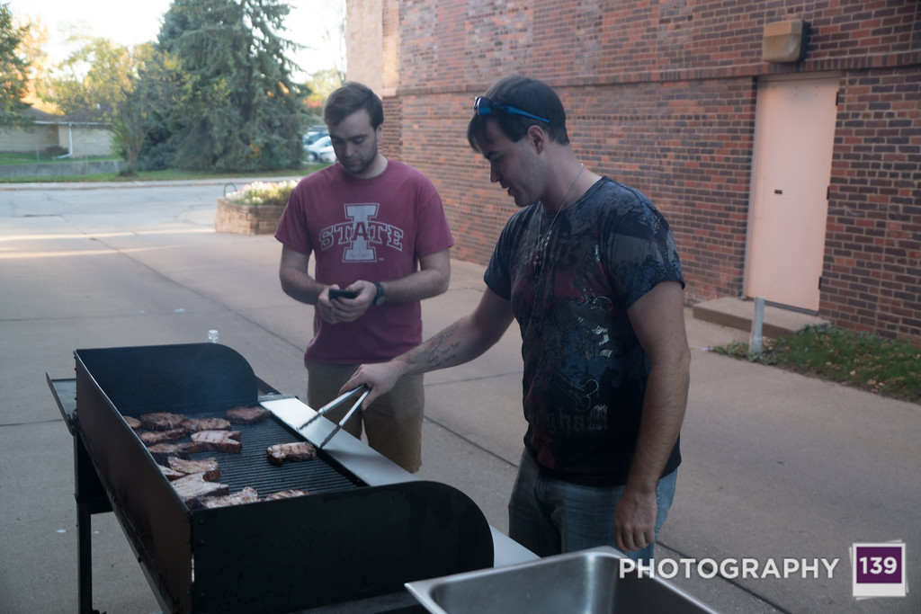 The Event Formerly Known as The Methodist Men Steak Fry