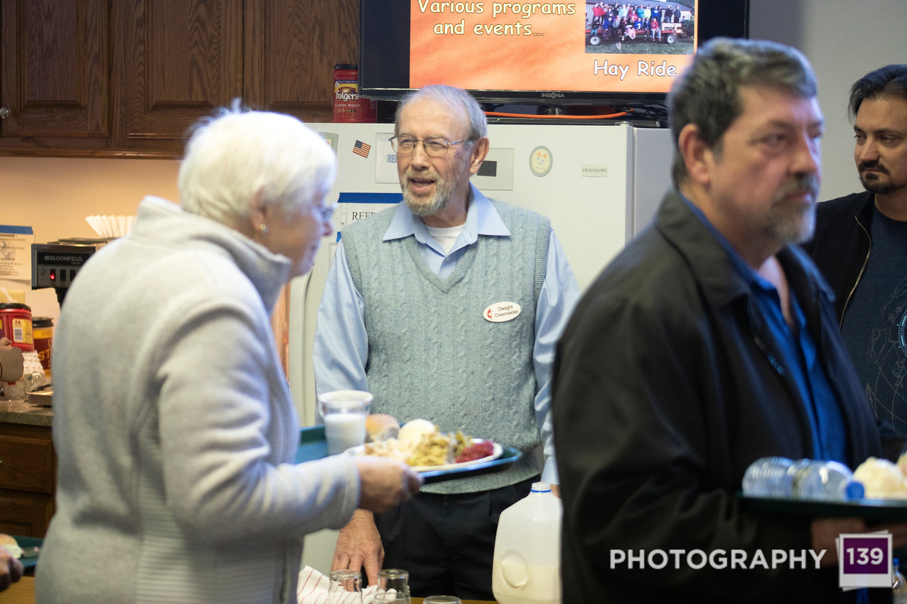 Boone First United Methodist Church's Free Thanksgiving