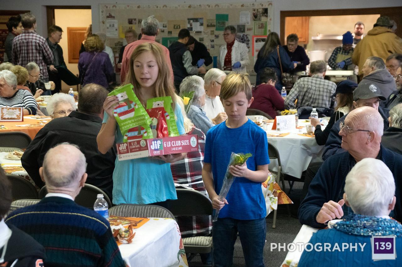 Boone First United Methodist Church's Free Thanksgiving