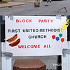 Boone First United Methodist Block Party