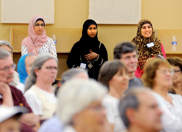 Islamic Center of Boulder Open House
