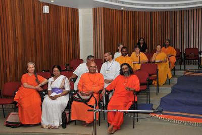 Acharyas (abroad) Conference, May 19-23 at Chinmaya Vibhooti, Post Kolwan, Taluka Mulashi, Pune - 412 108, Maharashtra. India.
