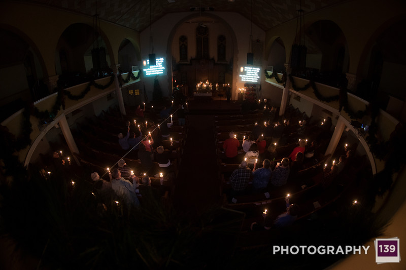 Candlelight Service - 2018