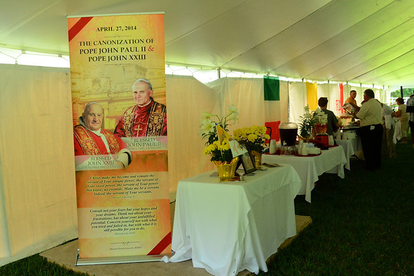 Canonization Celebration at Corpus Christi