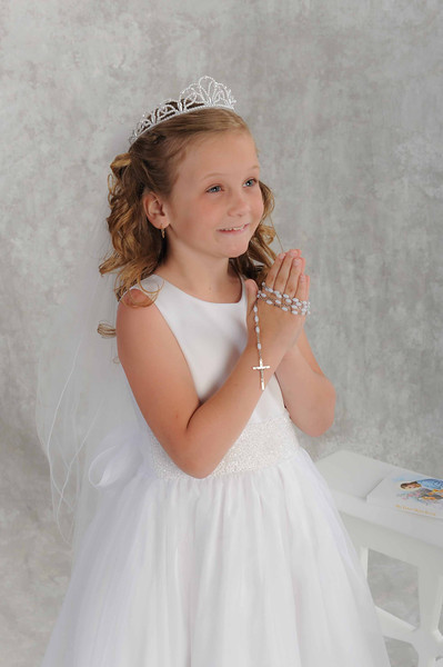 Caragh - 1st Holy Communion