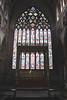 The east window.<br /> Carlisle Cathedral <br /> 25 July 2015