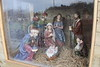 External Crib Scene (with the Magi having arrived early).