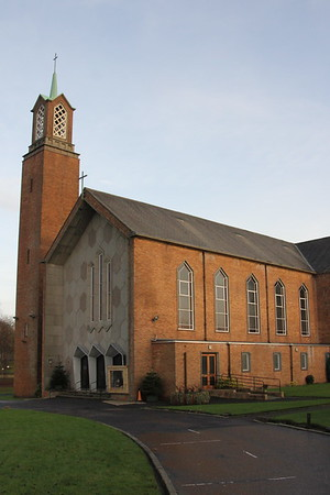 Lesson and Carols at St John the Evangelist, Barrhead - 27 December 2015