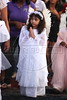 Children dressed as angels participate in the Easter Sunday procession in the historic city of Ouro Preto in the Brazilian state of Minas Gerais.(Douglas Engle/Australfoto)
