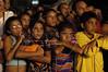 Children watch a passion play in Recife, capital of the northeastern Brazilian state of pernambuco. (Australfoto/Douglas Engle)