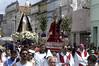 A good friday procession in Recife, capital of the northeastern Brazilian state of pernambuco.(Australfoto/Douglas Engle)