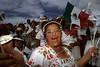 Pope John Paul II's visit to Mexico. (Australfoto/Douglas Engle)