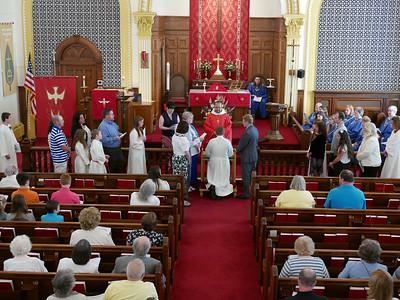 Cedar Church, May 24, 2015
