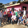 We built a beautiful pink house in Tijuana, Mexico while improving cross-cultural relationships between the Mexican and American communities.