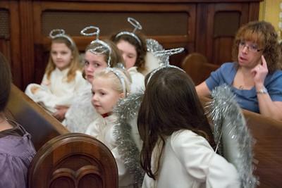 Cedar Lutheran Church Children's Christmas Program December 22, 2013