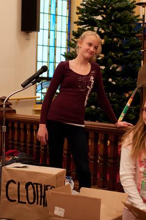 Cedar Lutheran Sunday School Christmas
