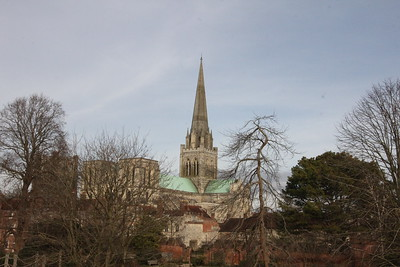 Chichester Cathedral - 29 February 2016