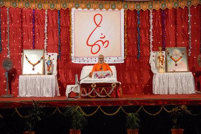 Swami Ishwaranandaji, Mumbai, MH, India.