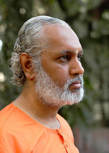 Swami Ishwaranandaof Chinmaya Mission