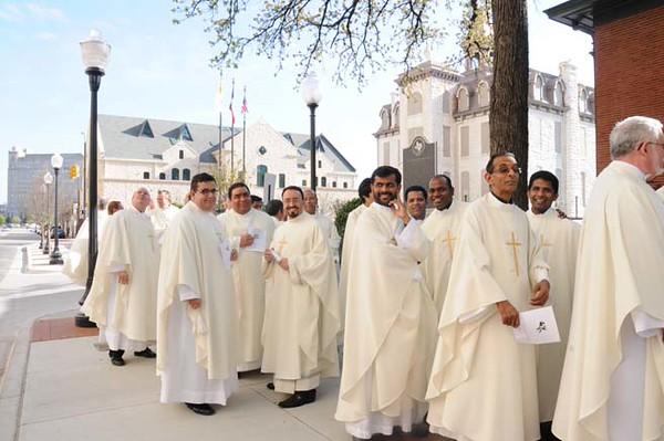 Chrism Mass 2015