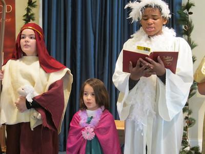 Christmas Play, Praise Band 2013