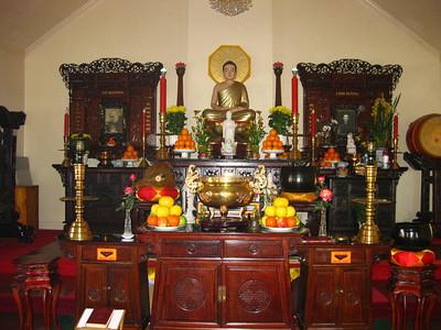 Chua quang Nghiem Temple
