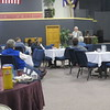 April 26th 2015-Volunteer Appreciation Supper for Hossana Worship Center church members.