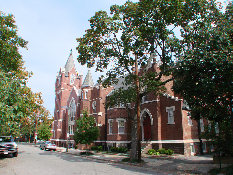 Hanover Avenue Christian Church, Richmond, VA