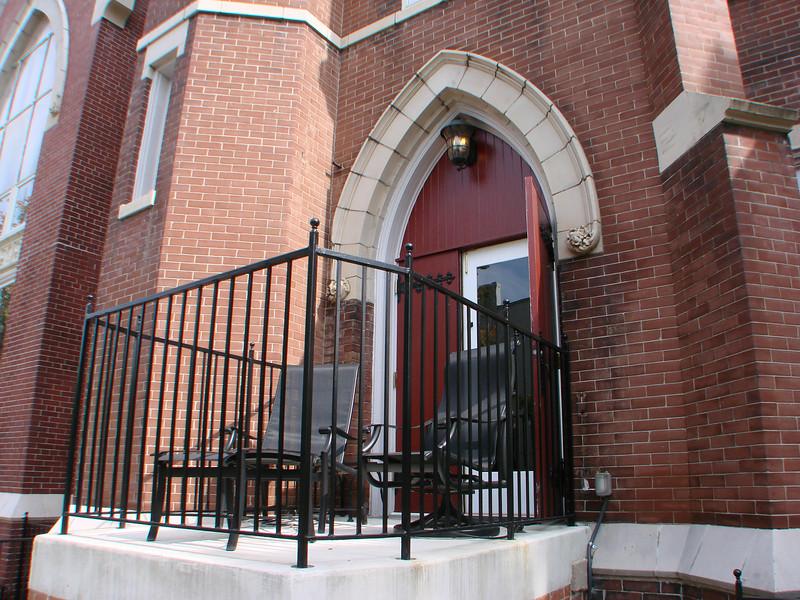 Hanover Avenue Christian Church, Richmond, VA