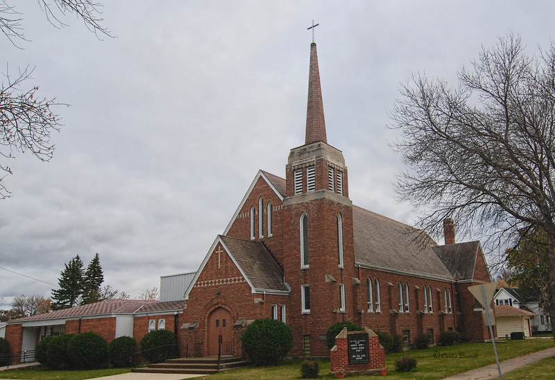 Bethany Lutheran Church, Rugby, ND