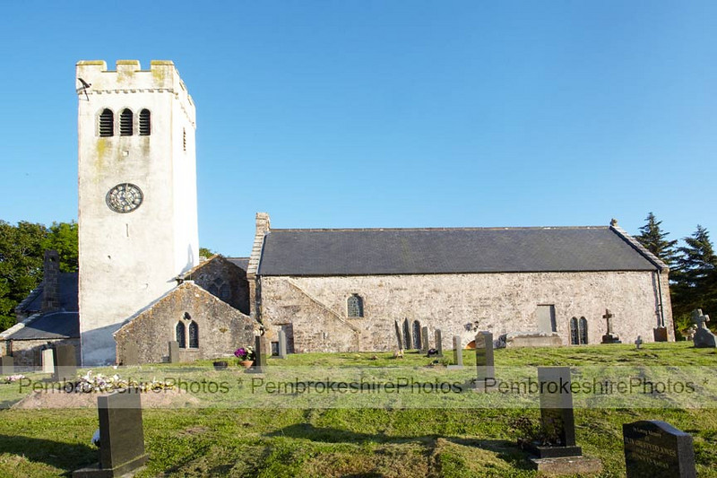 St James Church, Manorbier