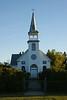 St Elizabeth Church at Polonia, Manitoba, built in 1902.