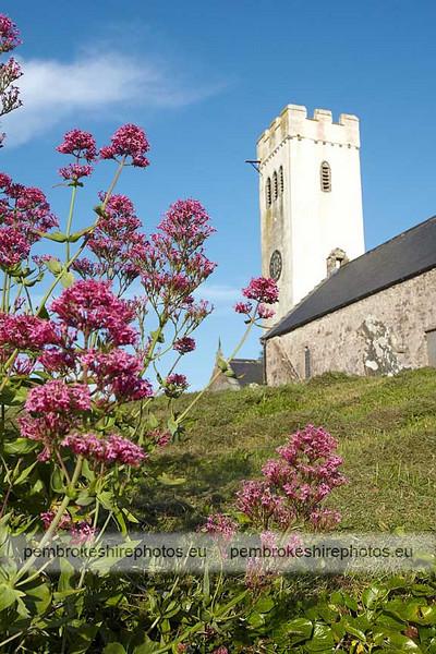 St James Church, Manorbier