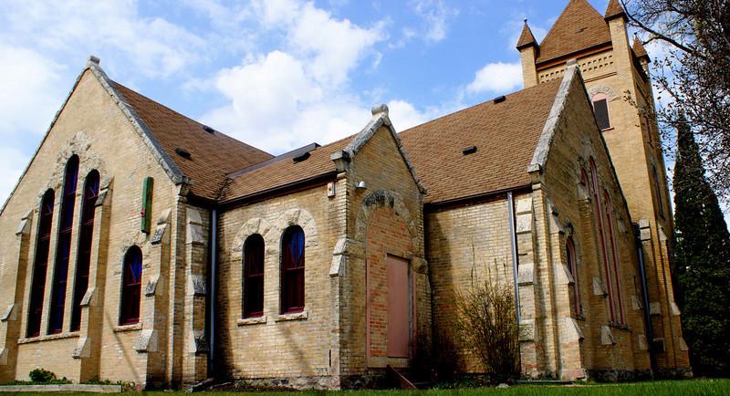 Knox Presbyterian Church, Neepawa, Manitoba