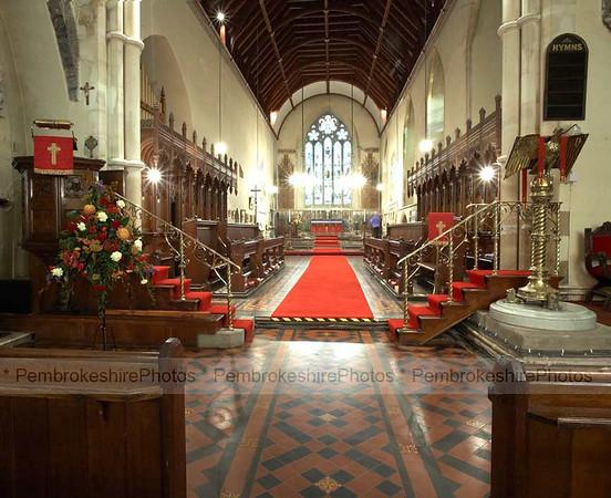 Monkton Priory Church