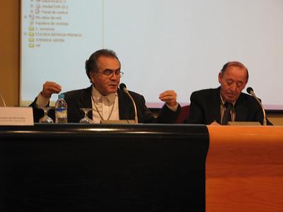 Fr. Zezinho (left), Brazil