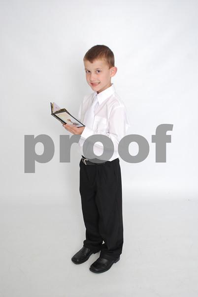 Connor's Communion Pics.