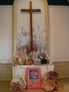 Consecration Sunday, Nov. 16, 2008