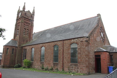 Crosshouse Parish Church - 11 June 2016