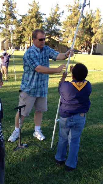 Cub Scout Stake Activity Day Oct. 2014
