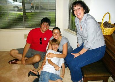 Davids' Missionary Reception '09