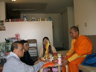 Daw ohn kyaing's birthday donation diary