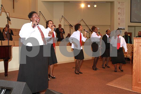 PHBC Decon and Deaconess Appreciation Day 2-16-2014