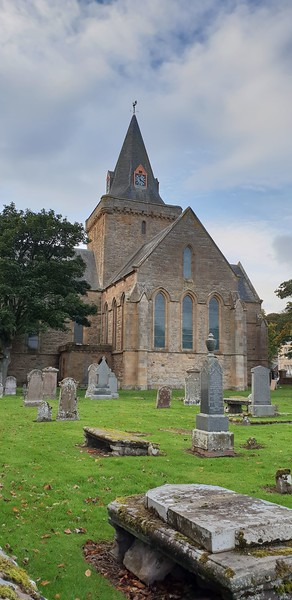 Dornoch Cathedral 28 September 2018