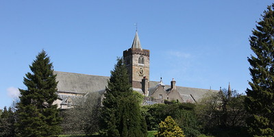 Dunblane Cathedral - 14 May 2016