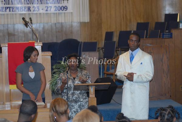 E.J. Tyson 5th Anniversary 2009